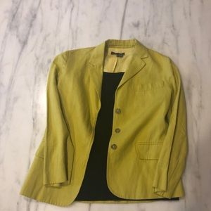 Vince Colorful Three Button Blazer - Size 2